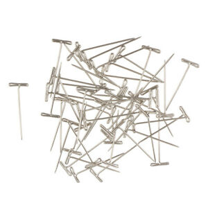50pcs-Stainless-Steel-T-Shape-Needles-Pins-Wigs-Fixed-Jewelry-Making-38mm