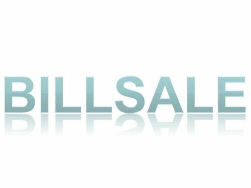 billsale 1