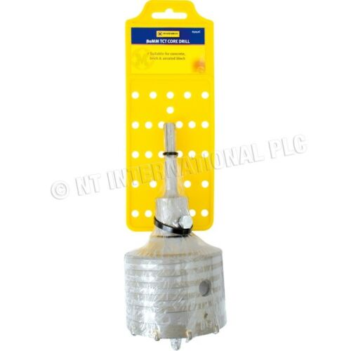 Core Drill Bits Hole Cutter Drilling Tool For Brick Block Concrete Kits