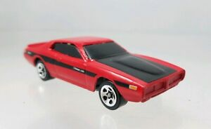 Details about Hot Wheels 74 Dodge Charger All Stars Red - 2007