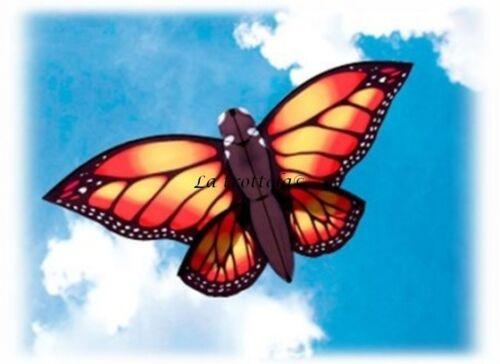 * 54111 AQUILONE FARFALLA MONARCA farfalla realizzato spinnaker