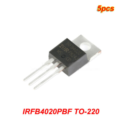 Details about  /SMD IRFB series IRF1010-7437PBF TO-220 N channel MOSFET Field Effect Transistor