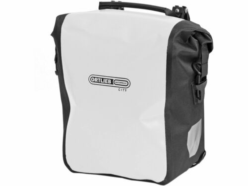Ortlieb pair Front-Roller City Front RED// WHITE OR BLACK NEW Rear Panniers