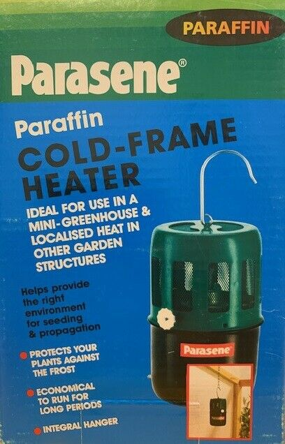 Hanging Paraffin Cold Frame Heater