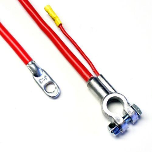 Battery Cable Positive   Deka//East Penn   00296