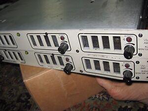 Wohler Technologies VM-4 Amp 4. Audio Monitor Panel