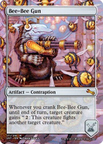 MTG Unstable BEE-BEE GUN Magic the Gathering MINT