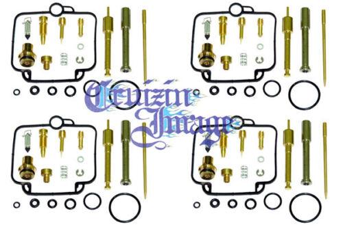 90-91 SUZUKI GSXR750 BST38SS CARB REPAIR KITS CARBURETOR 4  KITS 20-GSXR750LMCR