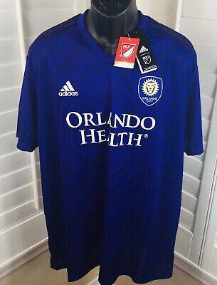 Adidas MLS Orlando City Primary Soccer Jersey Climacool, DP4792 ...