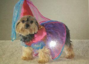 NEW Casual Canine FAIRY PRINCESS Dog Pet Halloween Costume S Small