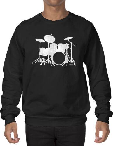 Music Band Rockstar Crewneck Sweatshirt Musician