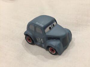 Disney Pixar Cars MINI RACER RIVER SCOTT CRAZY 8 MATTEL Diecast BUNDLE TOKYO
