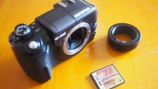 Olympus EVOLT E-300 8.0 MP Digital SLR Camera - Black (Body Only)