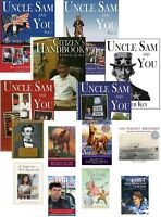 Notgrass - Uncle Sam And You Package Plus Lesson Review, Workbook, & Literature