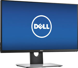 "Dell - 27"" LED QHD GSync Monitor - Black"