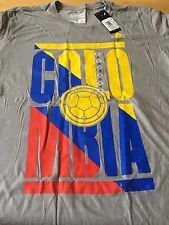 ADIDAS Colombia Futbol Soccer Jersey Shirt Adult Men's Xtra Large NWT