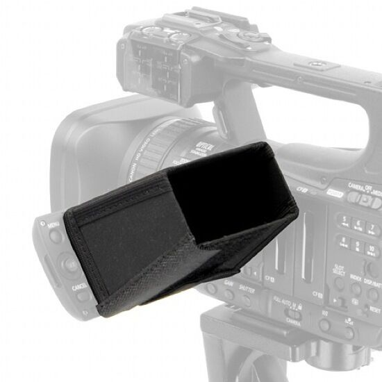 """New LCDHD 8 designed for Canon XF100 and Sony PMW-100. Screen diagonal: 3,5"""" LCD"""