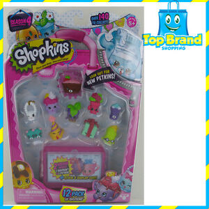 Image Is Loading SEASON 4 SHOPKINS 12 PACK NEW SEALED