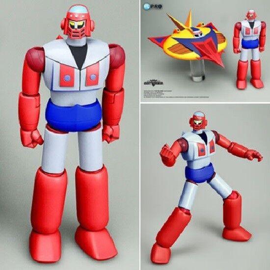 goldorak Metaltech 05 Gattaiger figurine et vaisseau Grendizer High Dream 900181