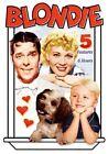 Blondie Vol 1 0096009132897 DVD Region 1 P H