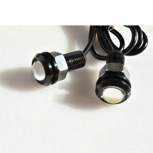 2-PCS-18MM-Lamp-Daylight-LED-DRL-Fog-Daytime-Running-Car-Light-Tail-Lights-DC12V