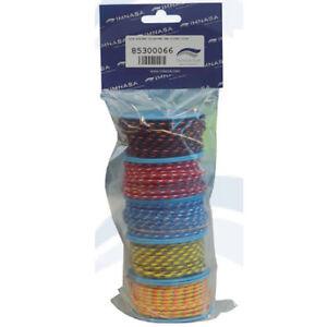 Lot-de-5-bobines-de-20m-de-garcettes-polyester-2mm