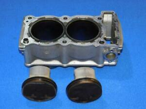 Yamaha-TDM-850-4TX-96-01-56-4-Zylinderbank-Zylinder-mit-Kolben
