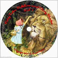 1000 + Bedtime Stories Folklore Rhymes Songs Poems & more for Children CD or DVD