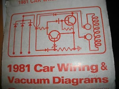 1981 FORD CROWN VICTORIA COUNTRY SQUIRE WIRING DIAGRAMS | eBay