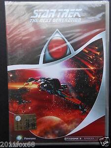 star trek the next generation n. 5 stagione 2 startrek 4 episodi dvd sigillato - Italia - star trek the next generation n. 5 stagione 2 startrek 4 episodi dvd sigillato - Italia