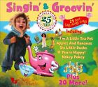 Singin' & Groovin': 25 Best Sing-Along Songs by Various Artists (CD, Sep-2010, Music for Little People)