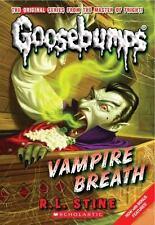 Classic Goosebumps #21: Vampire Breath-ExLibrary
