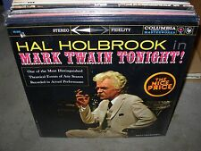 HAL HOLBROOK mark twain tonight ( spoken ) SEALED NEW
