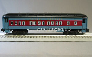 LIONEL-POLAR-EXPRESS-PUPPET-COACH-Train-Car-passenger-o-gauge-25100-NB