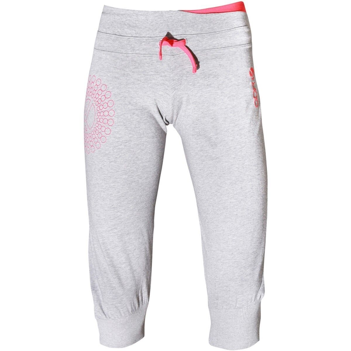 ABK Stretch 3 4 V2 Pant Women's, Grey,  Elastic Women's Pants  check out the cheapest
