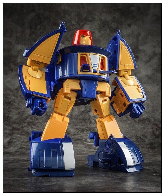Juguete Transformers X-TRANSBOTS Mm-Ixz Klaatu G1 Cosmos Gobots ver vendrá
