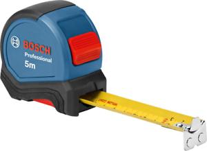 Bosch Professional 1600a016bh Mètre Ruban Longueur: 5 M, Largeur: 27 Mm, Sous Blister-afficher Le Titre D'origine