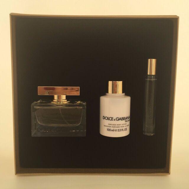 46a9309218bbf Dolce   Gabbana The One Fragrance Set 3 Count   eBay