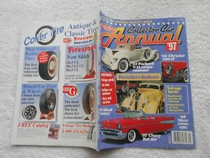 Collector Car Annual 97 Cars Parts Magazine Ebay