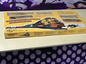 Elektrischer-Zug-Thunderbolt-Express