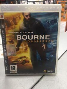 The-Bourne-Cospiracy-Ita-PS3-USATO-GARANTITO