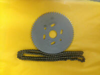 9484 Go Cart Sprocket 60 Sprocket For 35 Chain With 3ft Of 35 Chain