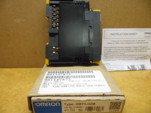 OMRON  GRT1-OD8 NEW