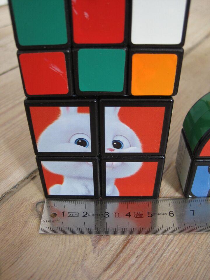 Andet legetøj, Rubriksterning (Professorterning)