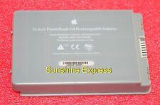 "New OEM Apple PowerBook G4 15"" (Aluminum) Battery A1148 825-7341-A 661-2927"