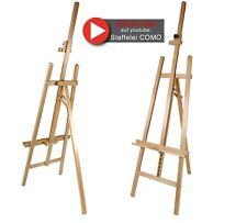 Studiostaffelei Staffelei Standstaffelei Aquarellstaffelei Atelierstaffelei Holz