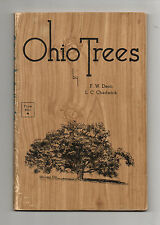 Vintage OHIO TREES by F W Dean & L C Chadwick, Pics of Trees, Leaves, Seeds
