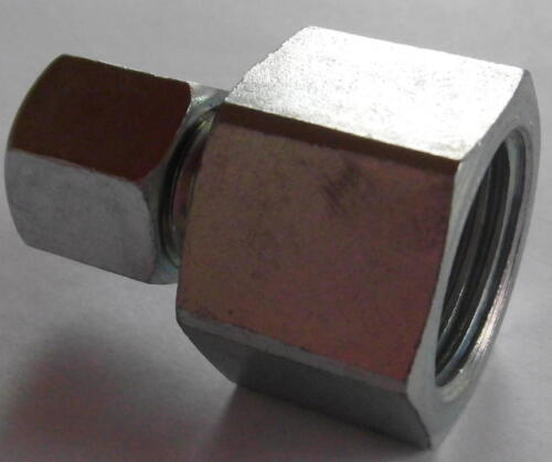 "Gas Übergangsstück Adapter 1//2/"" 8 mm Gasrohr Kupplung Rohr 310f959-1 NEU"