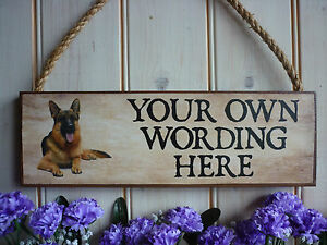 PERSONALISED-SIGN-GERMAN-SHEPHERD-OWN-WORDING-SIGN-GARDEN-SIGN-UNIQUE-DOG-GIFT