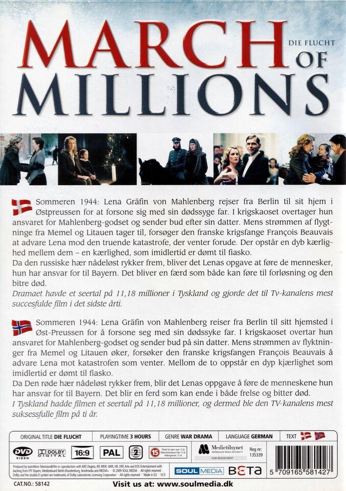 Flugten / March of Millions (Die Flucht) (2007),